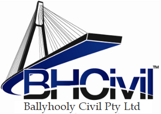 BH Civil Pty Ltd logo